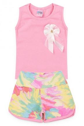 conjunto rosa tie dye piradinhos
